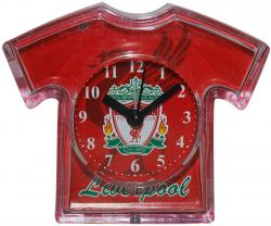 Liverpool Jersey Clock with Pan Battery (KSH - 019)