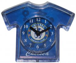 Chelsea Jersey Clock with Pan Battery (KSH - 021)