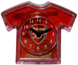 Arsenal Jersey Clock with Pan Battery (KSH - 022)