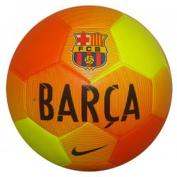 FC Barcelona High Quality Football - Yellow/Orange (KSH-037)