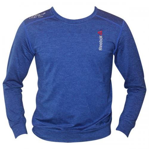 Reebok Blue Sweatshirt For Men (KSH-055)