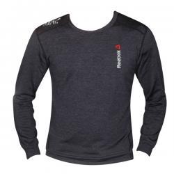 Reebok Grey Sweatshirt For Men (KSH-056)