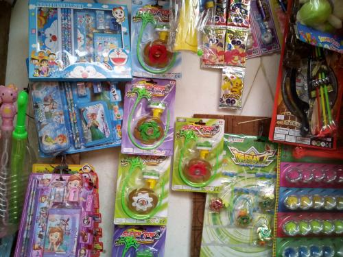 Chinese Toys