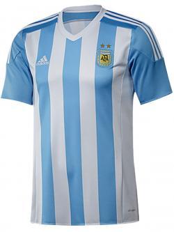 Argentina 2018 Home Shirt (KSH-066)