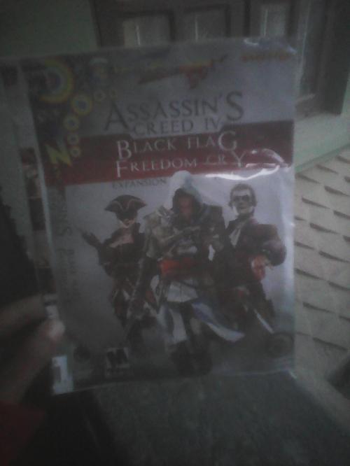 Assassian's Creed 4