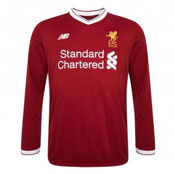 Liverpool FC 17/18 Jersey Full Sleeve (KSH-060)