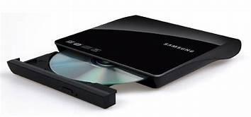 Dvd drive (External DVD writer) Samsung