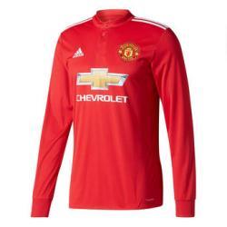 Manchester United FC 17/18 Jersey Full Sleeve (KSH-059)
