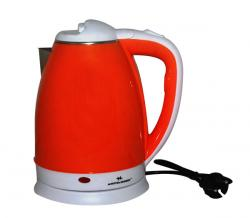 White Cherry 2 Ltr Fast Electric Kettle (TP-874)