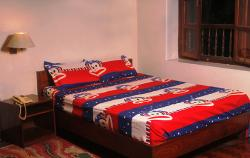 PR-8470 Bed Sheet With Blanket Cover