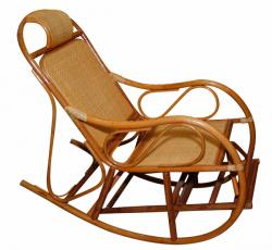 Extra Comfort Rocking Chair - (SD-082)