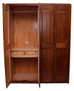 Wooden Four Door Cupboard - (SD-084)