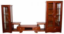 Wooden 3 Piece Cabinet - TV Cabinet - (SD-085)