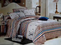 Royal Collection Bedsheet With Blanket Cover - 100% Cotton - (RC-0002)