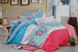 Pure Korean Cotton Bedsheet - (PK-213)