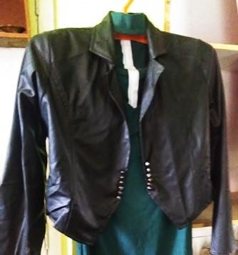 Soft Leather outer jacket