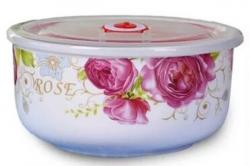 3 Piece Storage Bowl Set With Air Tight Lid (TP-0270)