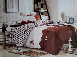 Royal Collection Bedsheet With Blanket Cover - 100% Cotton - (RC-0004)