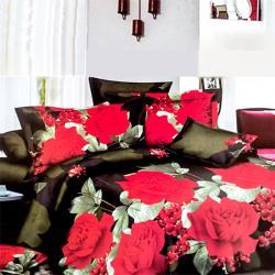 PR-8384 Queen Size Bed Sheet