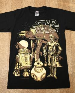Star Wars Tee Shirts ( 10 yrs and above)