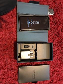 Samsung Galaxy S9+ 128GB Midnight Black-Unlocked