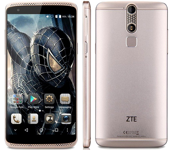 ZTE Axon Mini by The Mobile Store, Nepal - Online Shopping