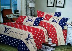PR-8491 Queen Size Bed Sheet