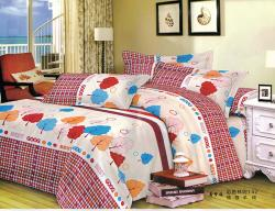 PR-8451 Bed Sheet With Blanket Cover