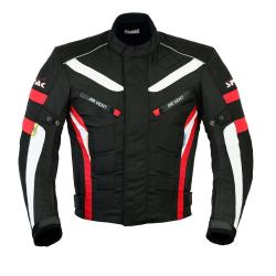 Biker's Jacket with Protector