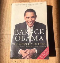 Barack Obama- The Audacity Of Hope