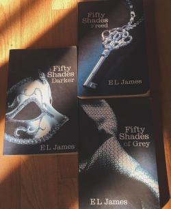 50 Shades Freed ( Trilogy No.3)