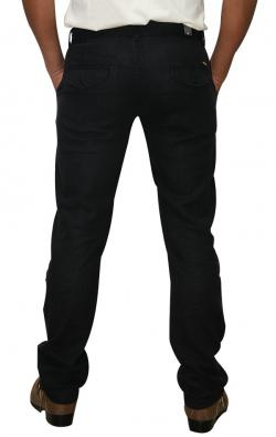 Gucci Stretchable Black Cotton Pant (RS-0017)