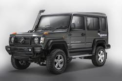 Force Gurkha Explorer 3 door booking