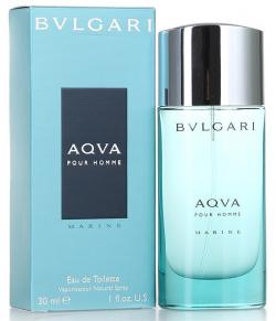 Bvlgari Aqua Marine Eau De Toilette Spray for Men 100ml - (INA-0055)