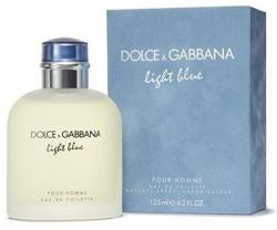Dolce Gabanna Light Blue Eau de Toilette 125ml - (INA-0073)