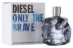 Diesel Only The Brave for Men 125ml EDT Spray - (INA-0077)