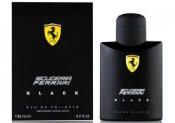 Ferrari Black For Men - 125ml Eau de Toilette - (INA-0081)
