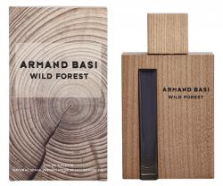 Armand Basi Wild Forest Eau De Toilette Spray for Men 90 ml - (INA-0088)