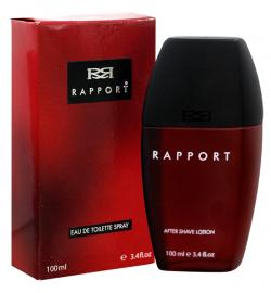 Rapport Red EDT For Men 100ml - (INA-0114)