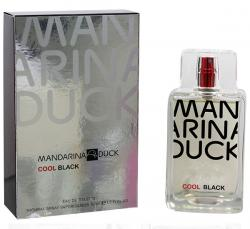Mandarina Duck Cool Black Eau De Toilette Spray For Men 50ml - (INA-0120)