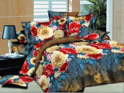 PR-8402 Bed Sheet With Blanket Cover