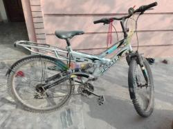 Bicycle with gear and sock (very low price)