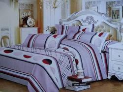 PR-8494 Queen Size Bed Sheet