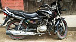 Urgent Honda Shine Good Condition Bike Motorcycle Bhairahawa 125cc