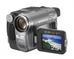 Sony Handycam Dcr-trv480e - Camcorder - Digital8 Series