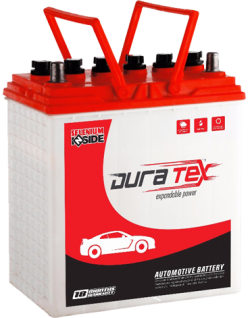Duratex car battery