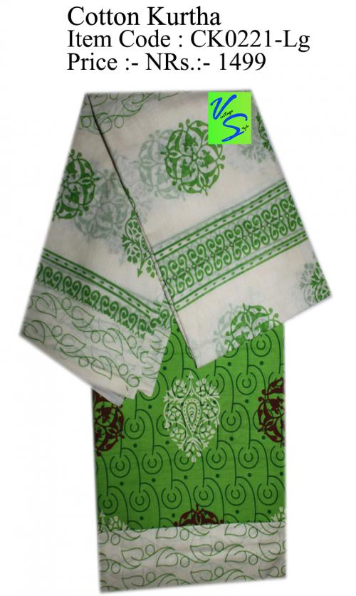KURTHA AND KURTHI