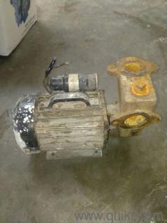 Cri 0.5hp Water Pump Motor Good Condition