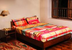 PR-8473 Bed Sheet With Blanket Cover