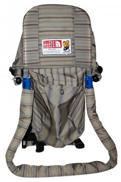 Baby Carrier Bag - Striped (JRB-0083)